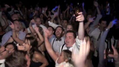 rockin the dance floor